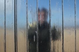 self portrait door web