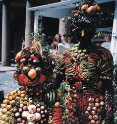 Fruit & veg sculpture - Copy