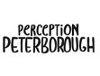 Perception Peterborough logo